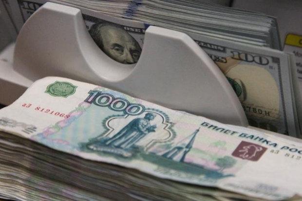 حذف دلار از مبادلات مالی روسیه سرعت گرفت,