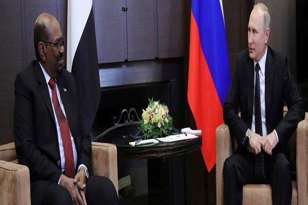 محور سودان- روسیه در برابر اردوگاه آمریکا- عربستان