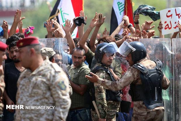 در ماههای اکتبر و نوامبر ۴۶۰ عراقی کشته و ۱۷۴۰۰ نفر زخمی شدهاند