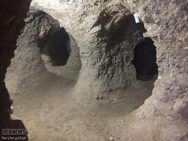 Excavation starts at ancient Iranian troglodytic dwelling