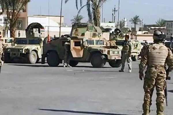 تظاهرات ساکنان بغداد و کربلا علیه وضعیت خدمات رسانی