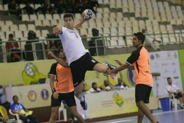 Iranian junior handball team advances to next stage in Asian c'ships