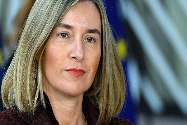 Mogherini says not surprised by US response