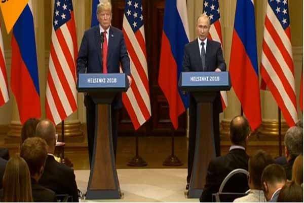 پوتین: مذاکرات صادقانه و مفید بود/ ترامپ: درباره ایران حرف زدم