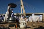 Fotoğraf: İranlı Mendai vatandaşlardan vaftiz töreni