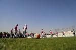 تمرین تیم فوتبال دختران زیر نوزده سال