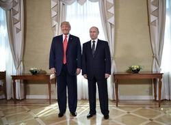 بوتين يدعو ترامب للنظر في المرآة لمعرفة المذنب في ارتفاع أسعار النفط