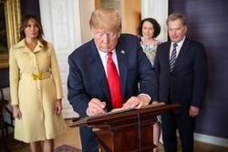 خروج آمریکا از توافق منع موشکهای هستهای با روسیه/ تکمیل پروژه فسخ پیمانهای بینالمللی