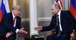 Trump - Putin meeting