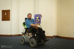 تجلیل از دست اندرکاران تدوین قانون حمایت از معلولین