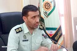 طرح تجمیع عملیات فوریت های پلیسی در استان مرکزی اجرا شد