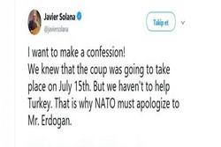 NATO'nun 15 Temmuz itirafı silindi