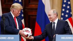 Putin Trump Ball