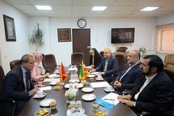 خواستار افزایش همکاری های دوجانبه با قرقیزستان هستیم
