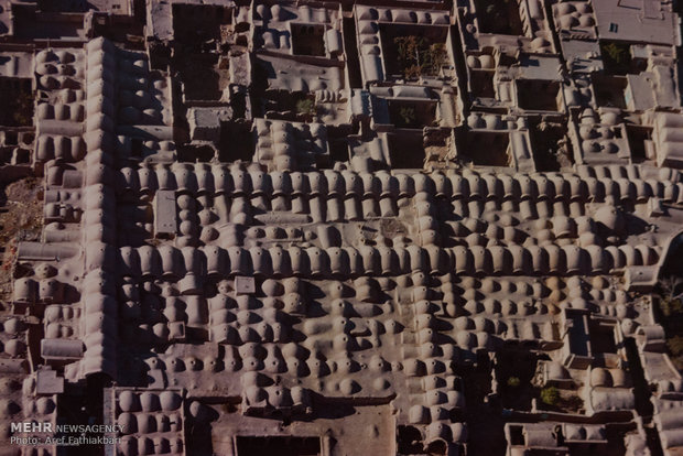 Georg Gerster's aerial photographs of Iran
