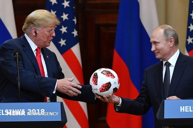 ترامپ، پوتین را مسئول دخالت روسیه در انتخابات دانست,