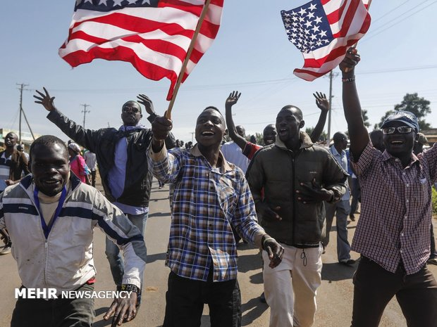 سفر اوباما به کنیا