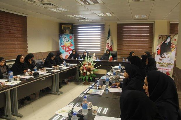 همایش روز عفاف و حجاب در گمرک بوشهر برگزار شد