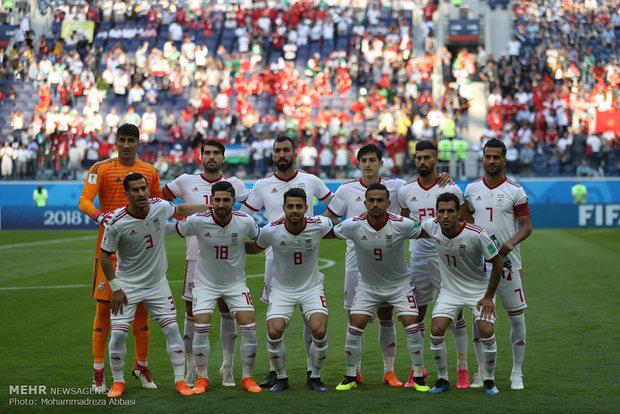 المنتخب الإيراني لكرة القدم يستعد لبطولة أمم آسيا