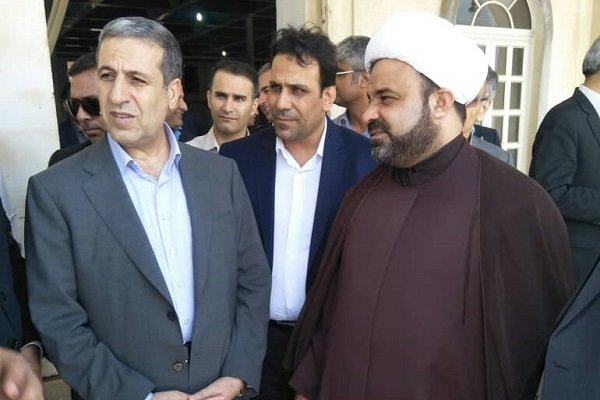 پایانه مسافربری جزیره خارگ در بوشهر افتتاح شد