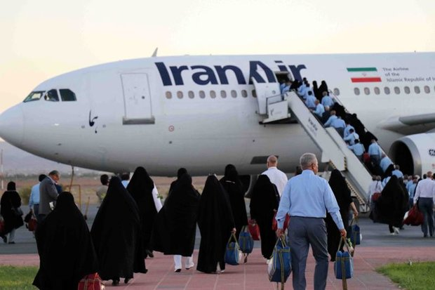 Iranian Hajj pilgrims to start returning home from Aug. 27