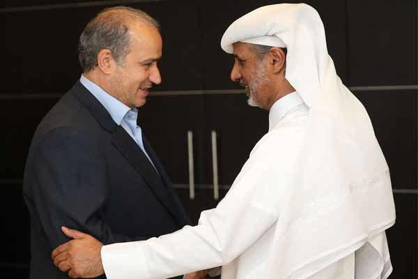 Mehdi Taj - Sheikh Hamad bin Khalifa bin Ahmed al Thani