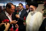 ایرانی حجاج کا پہلا قافلہ حج کے لئےر وانہ
