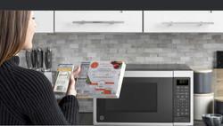 مایکروویو هوشمند غذای کاربر را آماده می کند
