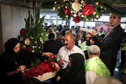 بدرقه اولین کاروان حجاج ایرانی بیتالله الحرام