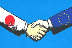 توافق تجارت آزاد ژاپن و اتحادیه اروپا