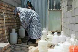 قطعی آب معضل اساسی روستاهای پلدختر است/ در تبوتاب گرما به دنبال آب