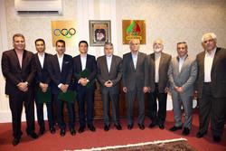 هیات اجرایی کمیته ملی المپیک - علیرضا فغانی