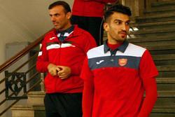 حسین ماهینی و سیدجلال حسینی
