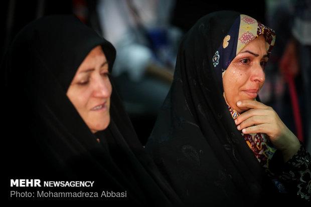 Tahran'dan ilk hac kafilesi yola çıktı