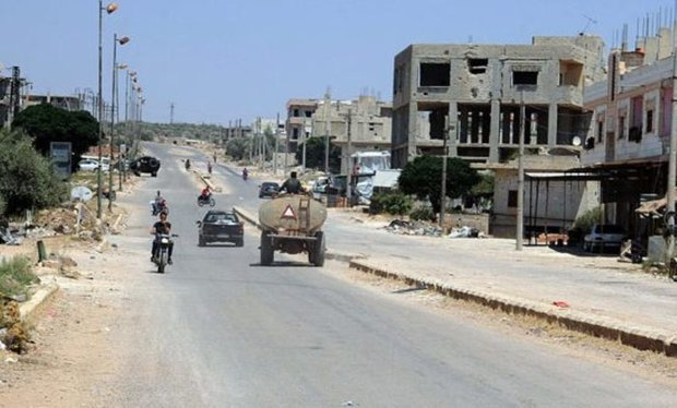 7000 citizens return to al-Naima town in Daraa countryside