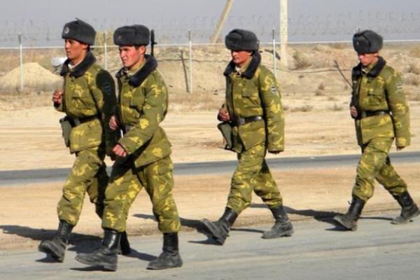 کشف یک گروه تروریستی در تاجیکستان