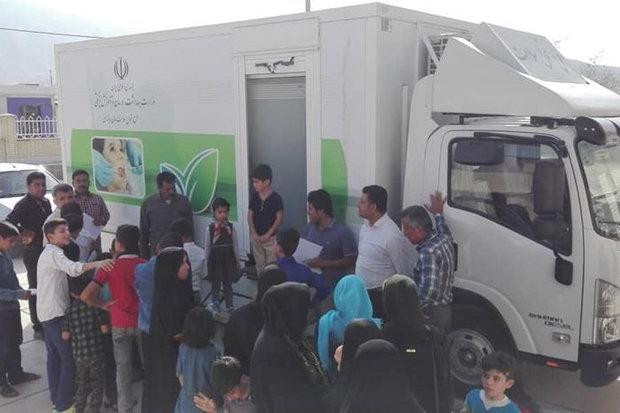 خدمات دندانپزشکی رایگان به 200 نفر از روستائیان بابکانی ارائه شد