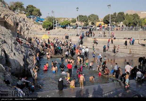 Cheshmeh-Ali still dried out despite promises