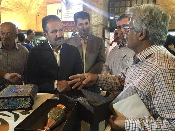 Isfahan hosting handicrafts packaging exhibit