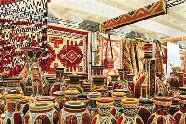 Major handicrafts exhibit underway in Saqqez