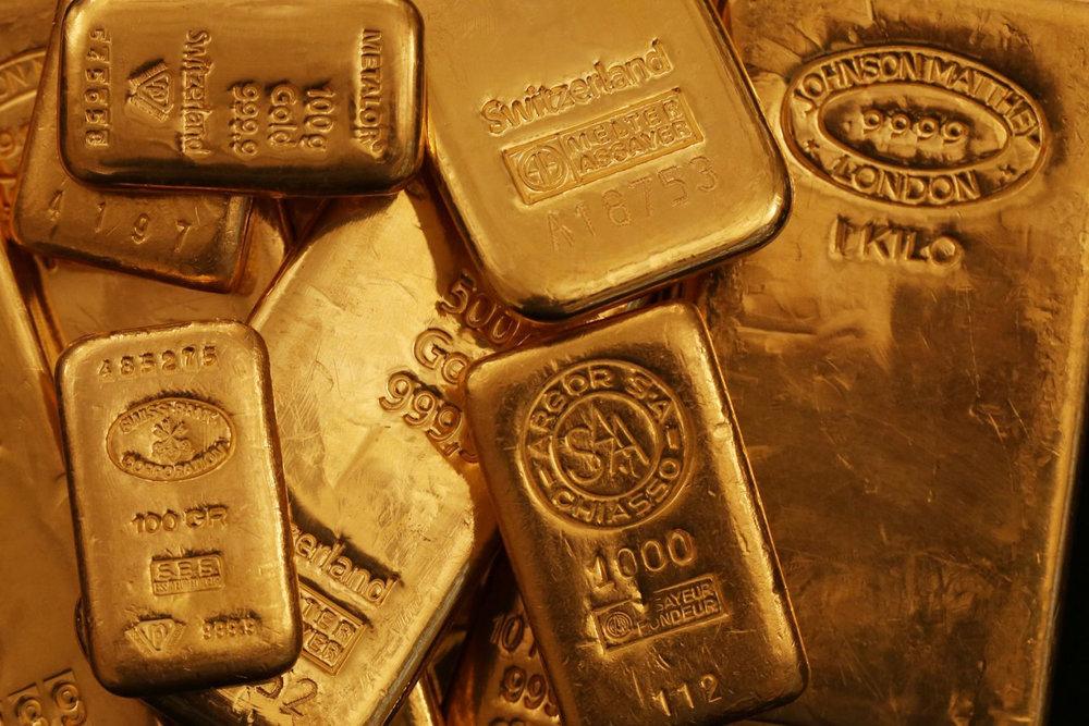 قیمت جهانی طلا به بالاترین سطح سه ماهه رسید/ هر اونس ۱۸۳۶ دلار