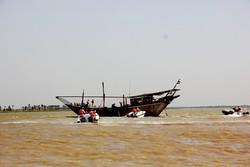 توقیف ۳ فروند شناور صیادی غیرمجاز قاچاق سوخت در آبادان