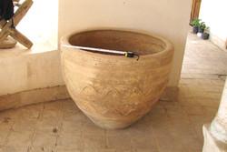 کشف ۲ خمره متعلق به دوره ساسانی در استان مرکزی