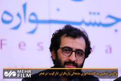 """واکنش شعیبی به کاندیداتوری جنجالی بازیگران """"دارکوب"""" در فجر"""