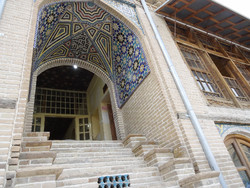Historical house of 'Eftekhar al-Islam' in Boroujerd
