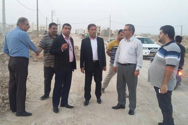 وضعیت ترافیک شهر گناوه بهبود می یابد/ افتتاح خیابان حرم به حرم