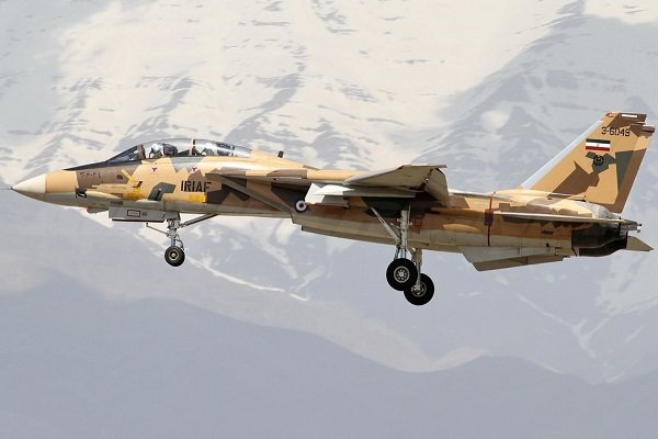 Iran's air force experts overhaul US-made F-14