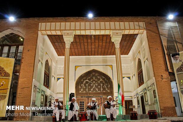 'Hataw' Intl. festival in Sanandaj