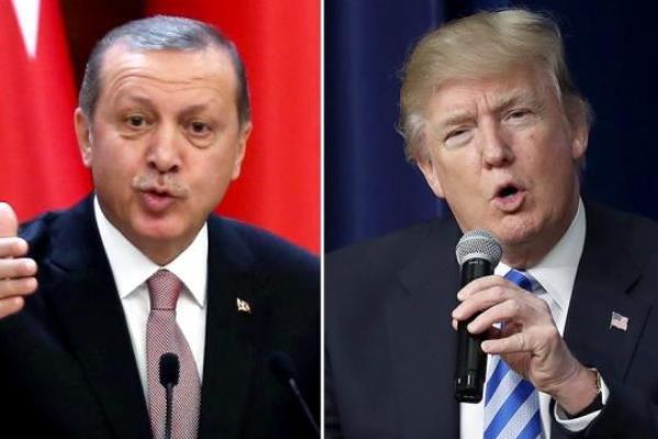 ٹرمپ کا توہین آمیز خط/ اردوغان کو احمق ، نادان اور شیطان قراردیدیا