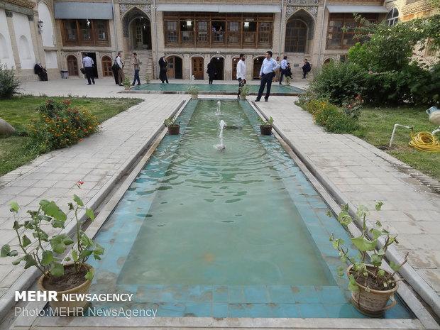 Historical house of 'Iftikhar al-Islam' in Boroujerd